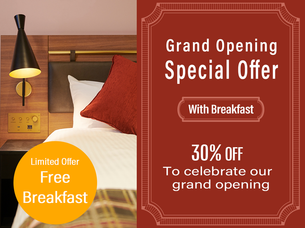 Grand Opening Special Offer