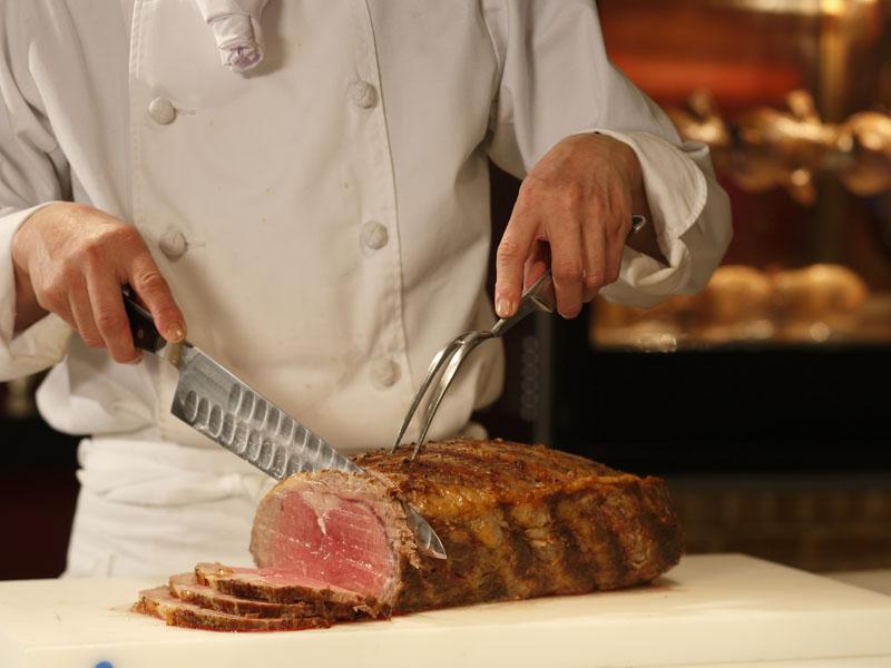 【Premium Dining】お肉もいっぱい♪