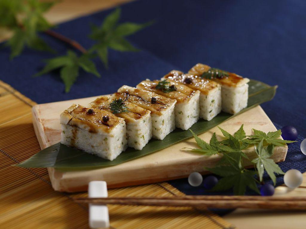 【うらら香・夏】鱧押し寿司