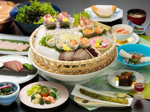 饗宴の膳(夏)