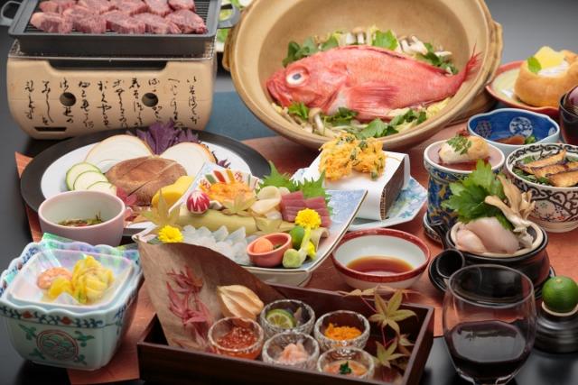 饗宴の膳(秋 9月-11月)