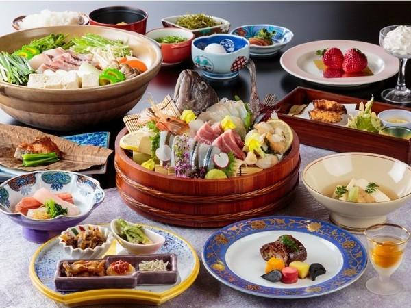 饗宴の膳(春)