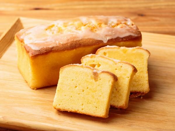 【ベーカリー&カフェ】2018年夏限定!レモンのパウンドケーキ
