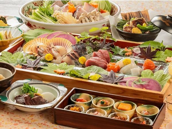 【全体】饗宴の膳(2018秋9-11)