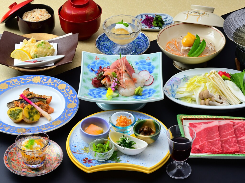 【2020年9月〜11月】四季の郷膳