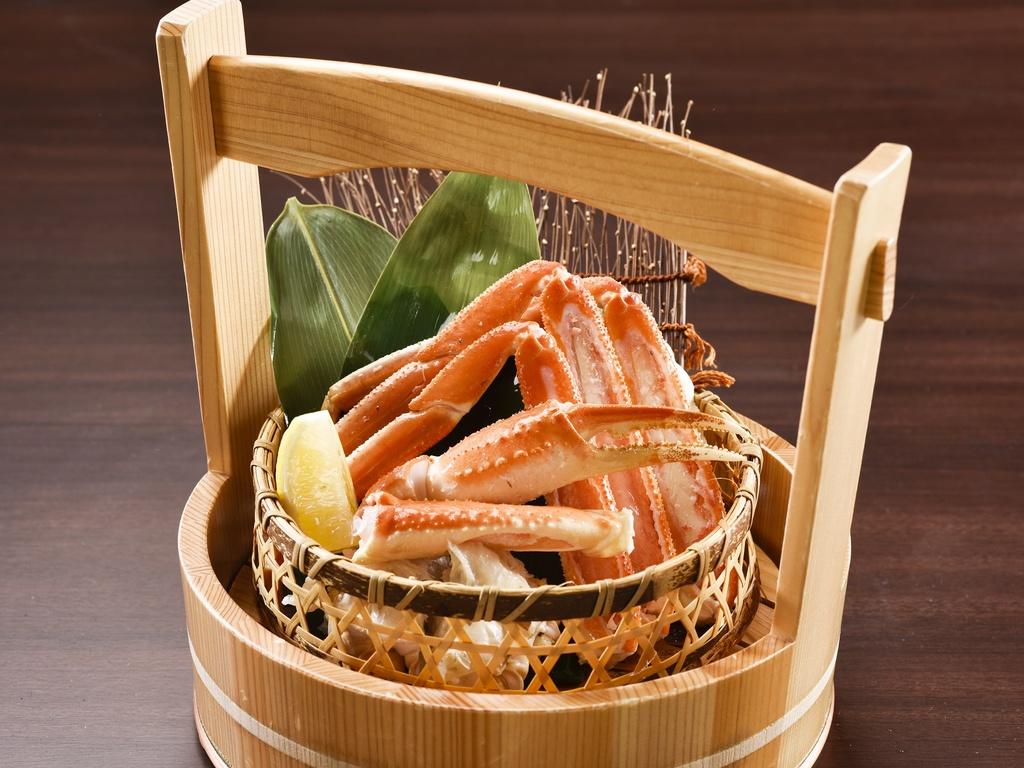 【ごちそう祭り/ずわい蟹(一肩)】