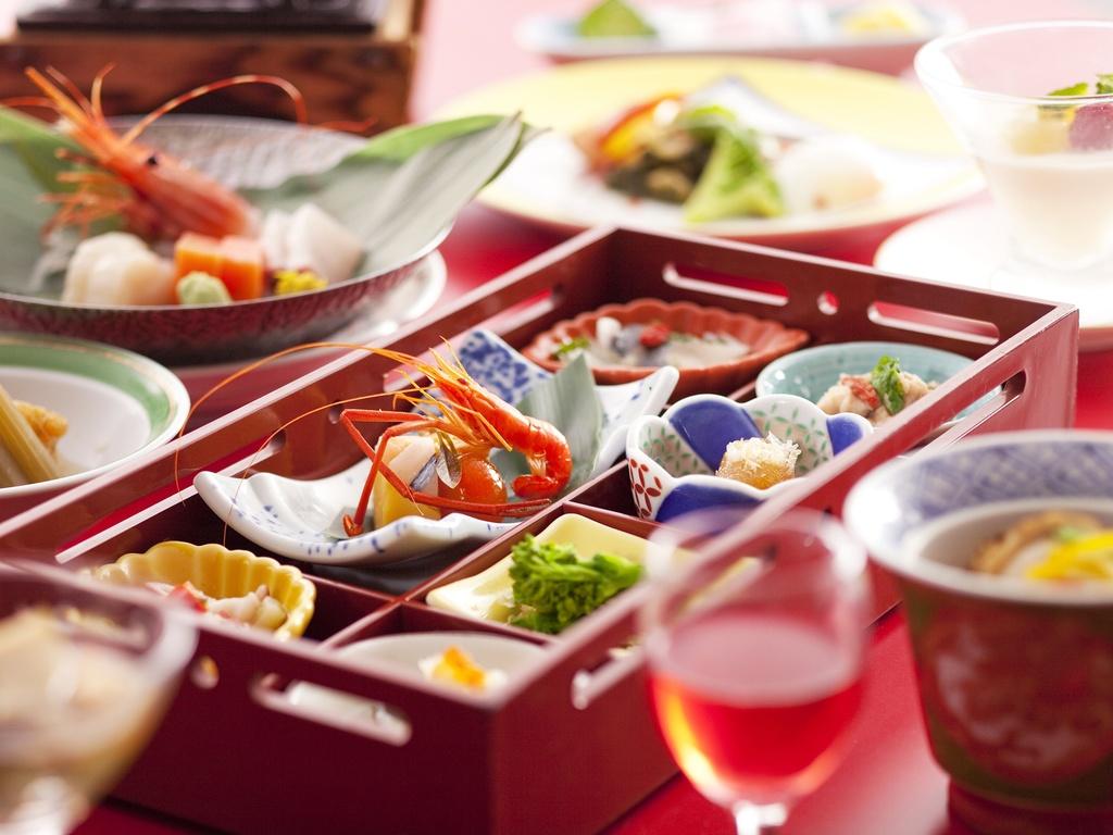【夕食/和食会席膳】