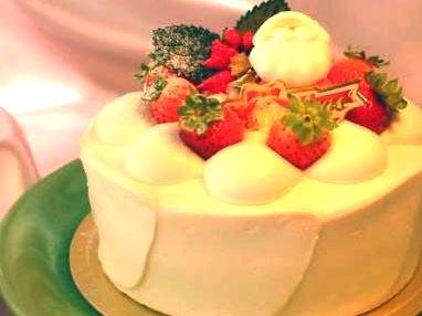 ◆クリスマスケーキ01