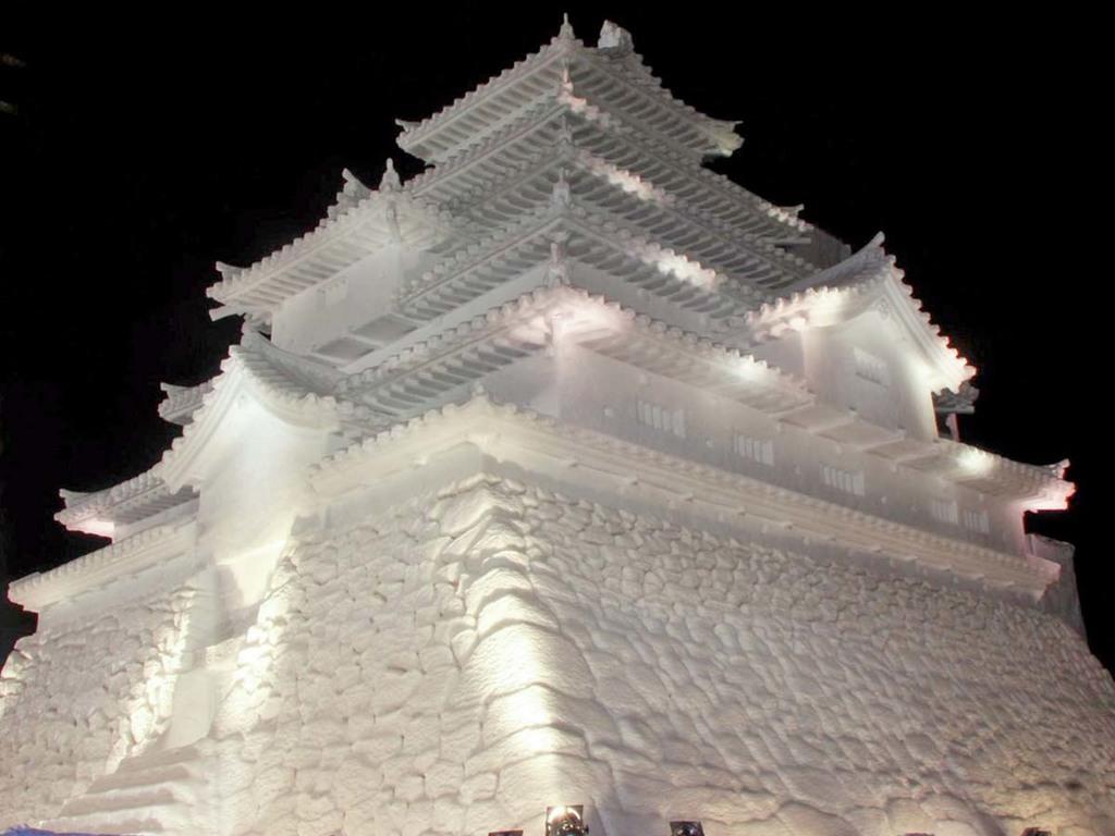 【さっぽろ雪まつり】雪と氷の祭典を楽しもう(イメージ)