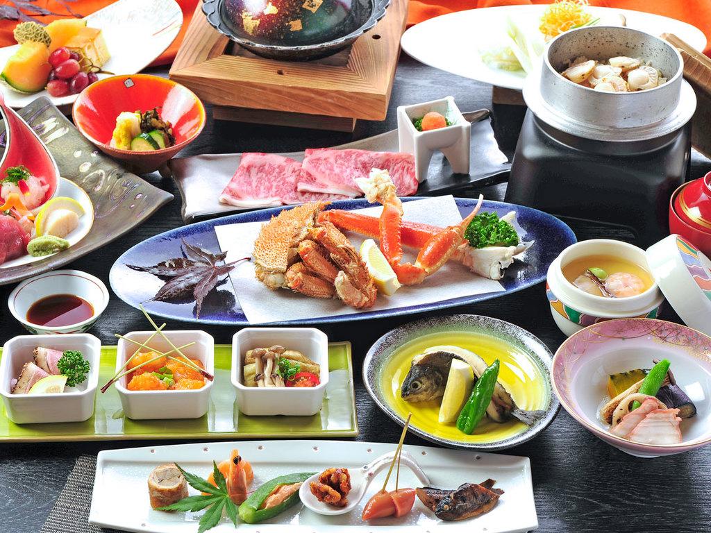【宴会プラン】彩美膳 グレードアップメニューです。※イメージ