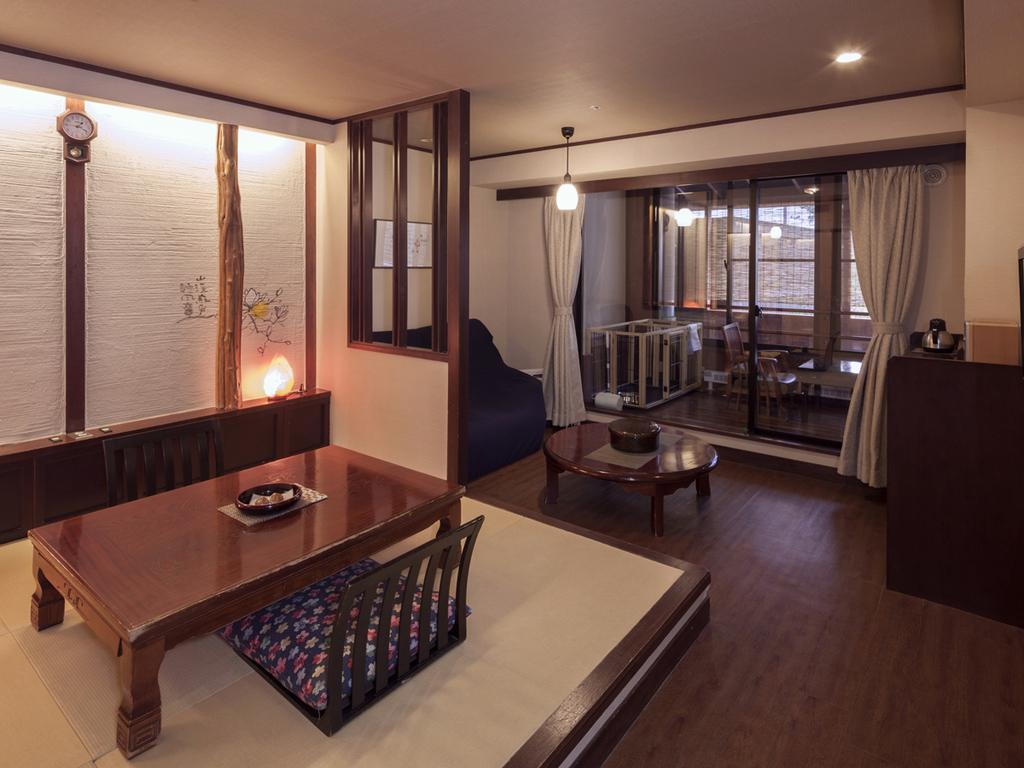 【愛犬301号室】和室+サンルーム 34平米
