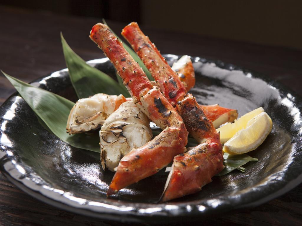 焼きタラバ蟹
