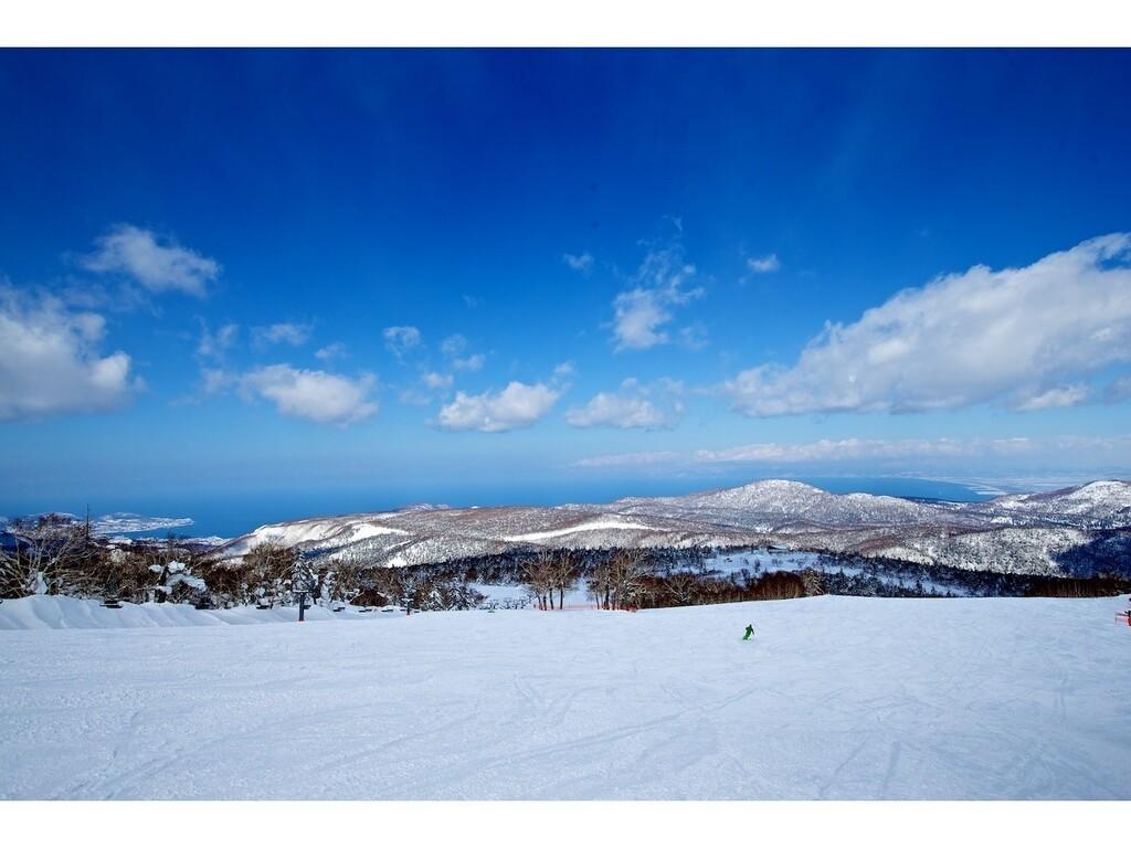 札幌国際スキー場山頂