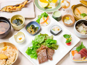 Dinner(buffet)