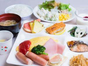 Breakfast(buffet)