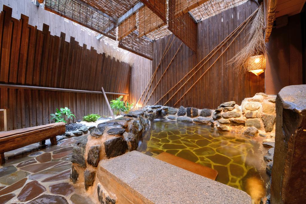 ◆男性大浴場◆露天風呂