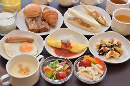 【当館人気】スタンダードプラン≪軽朝食付≫