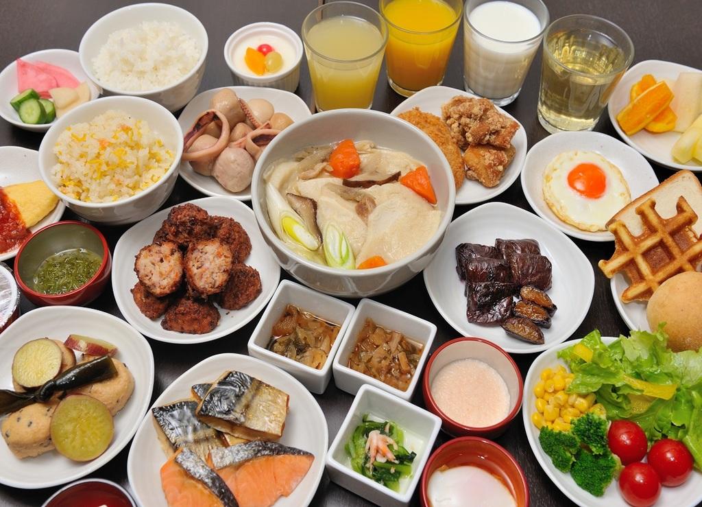 ◆朝食:一例