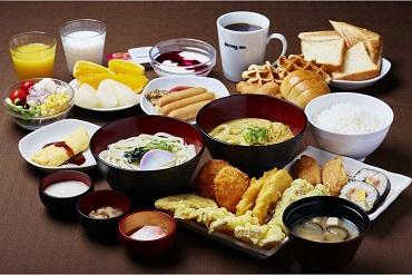 【朝食付き】名物☆讃岐うどんが食べれる和洋セミバイキング付プラン♪