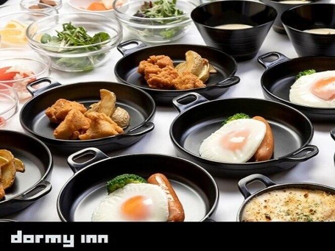朝食 ソースカツ丼