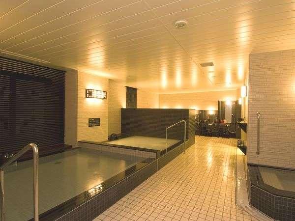 【素泊り】男女別大浴場完備!癒しのシンプルステイプラン☆