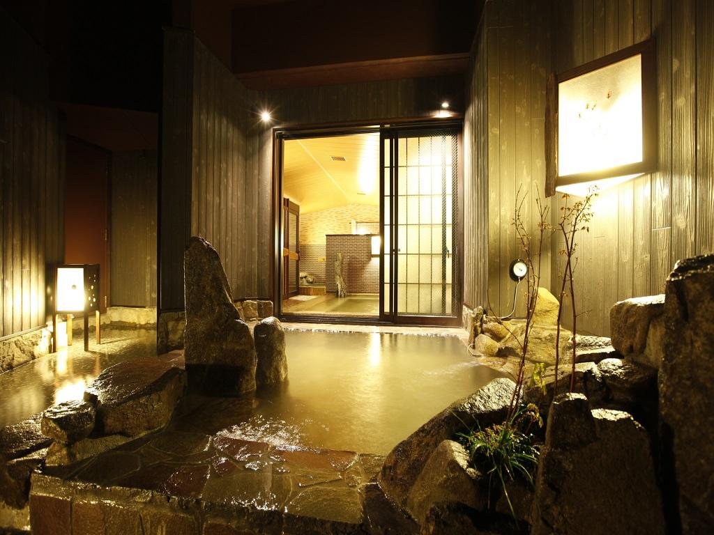 ◆女性大浴場露天風呂