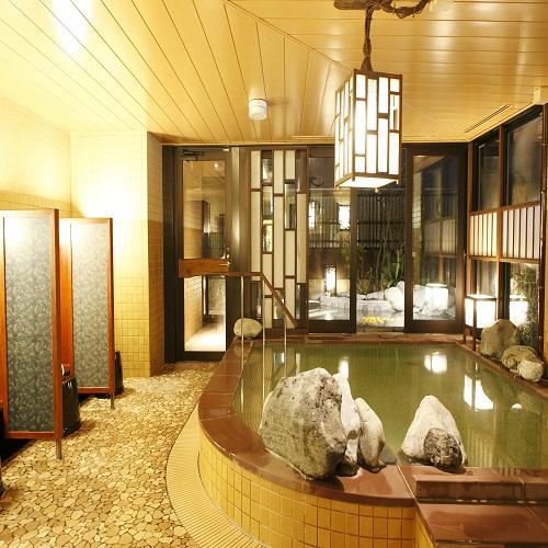 男性大浴場【内湯】