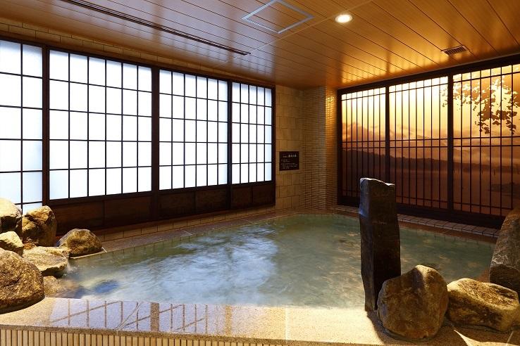 【素泊り】天然温泉大浴場完備◆癒しのシンプルステイ◆