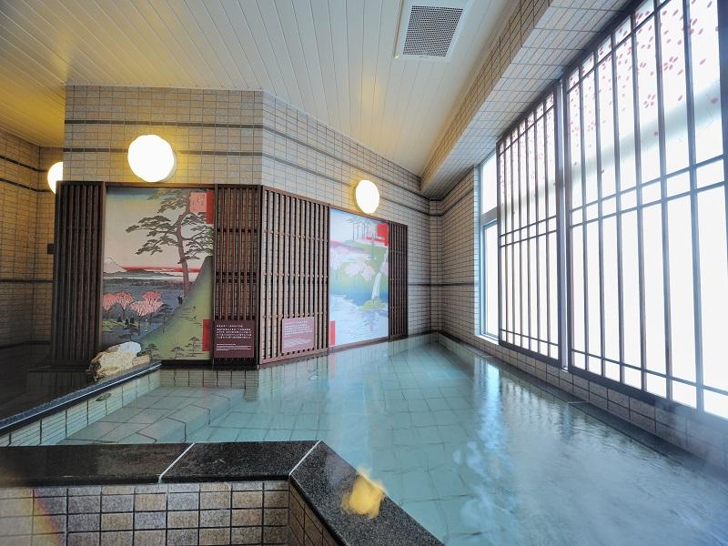 【素泊り】シンプルステイ★都会の真ん中で大浴場を満喫!