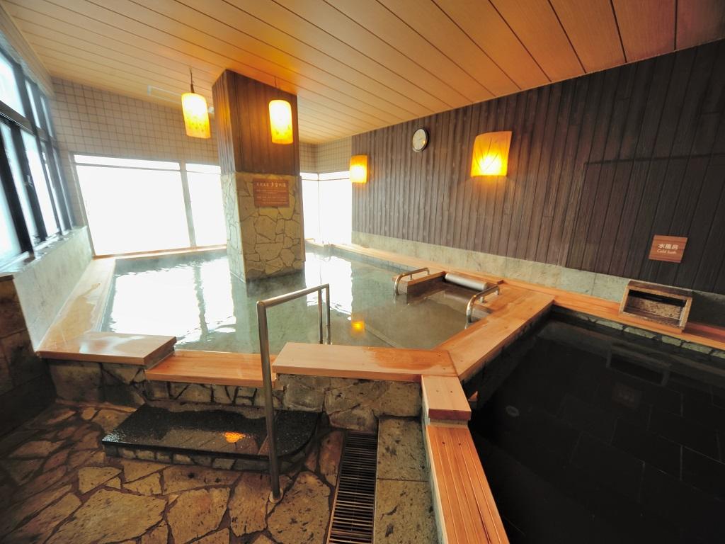 【素泊り】癒しのシンプルステイ★天然温泉大浴場完備★