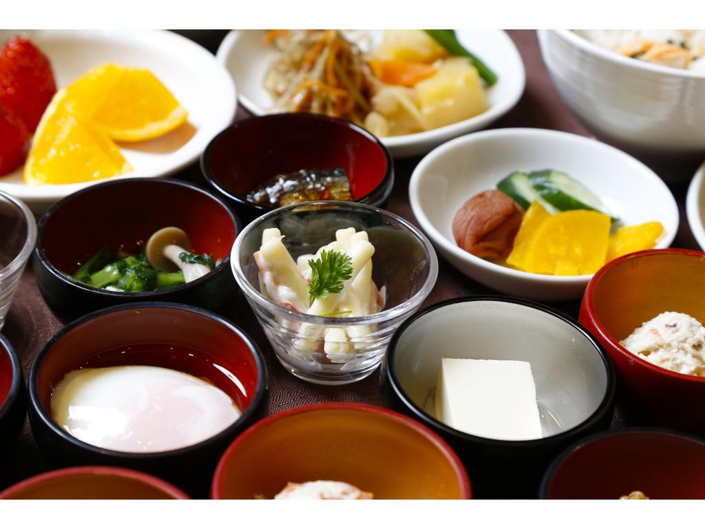 【朝食付】癒しのシンプルステイプラン♪天然温泉大浴場完備