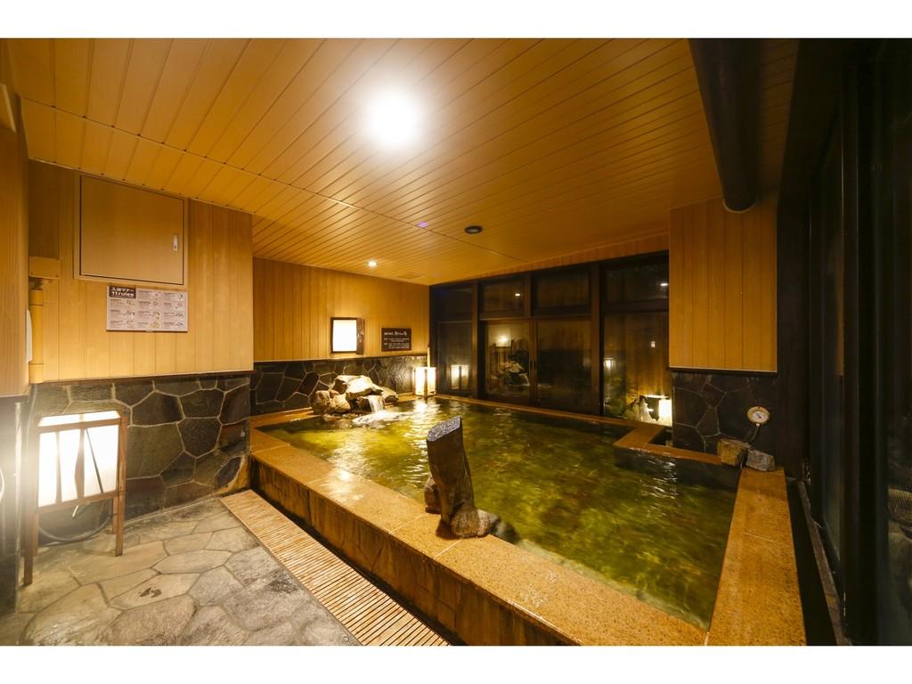 【素泊り】癒しのシンプルステイプラン♪天然温泉大浴場完備
