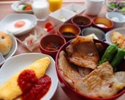 和洋バイキング~朝食