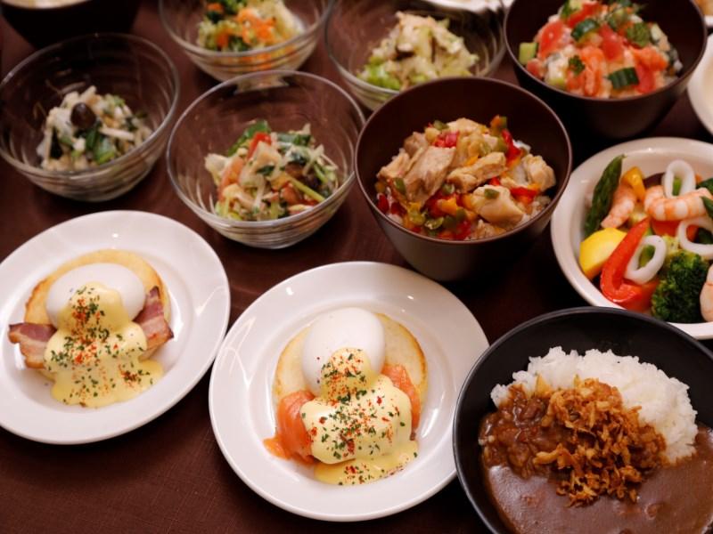 【朝食付】品数豊富な和洋朝食バイキングプラン♪♪