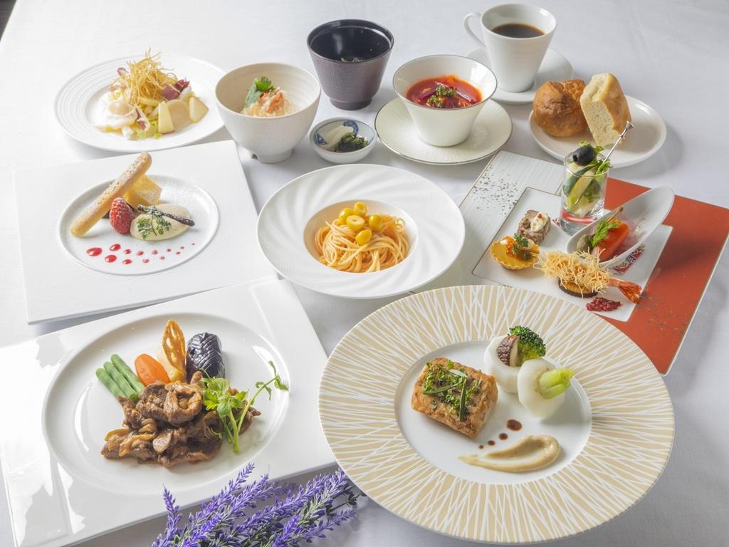 ■本格的イタリアンを楽しめる ディナーコース【Bistro〜ビストロ〜】