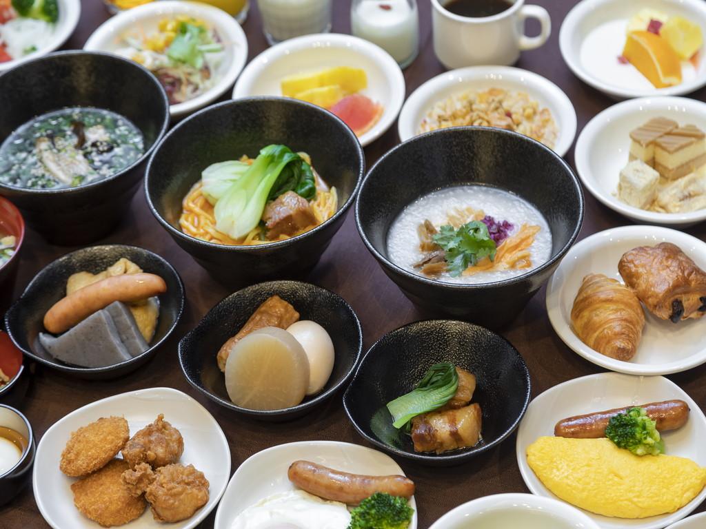 【レストラン◆朝食バイキング◆メニュ−イメージ】
