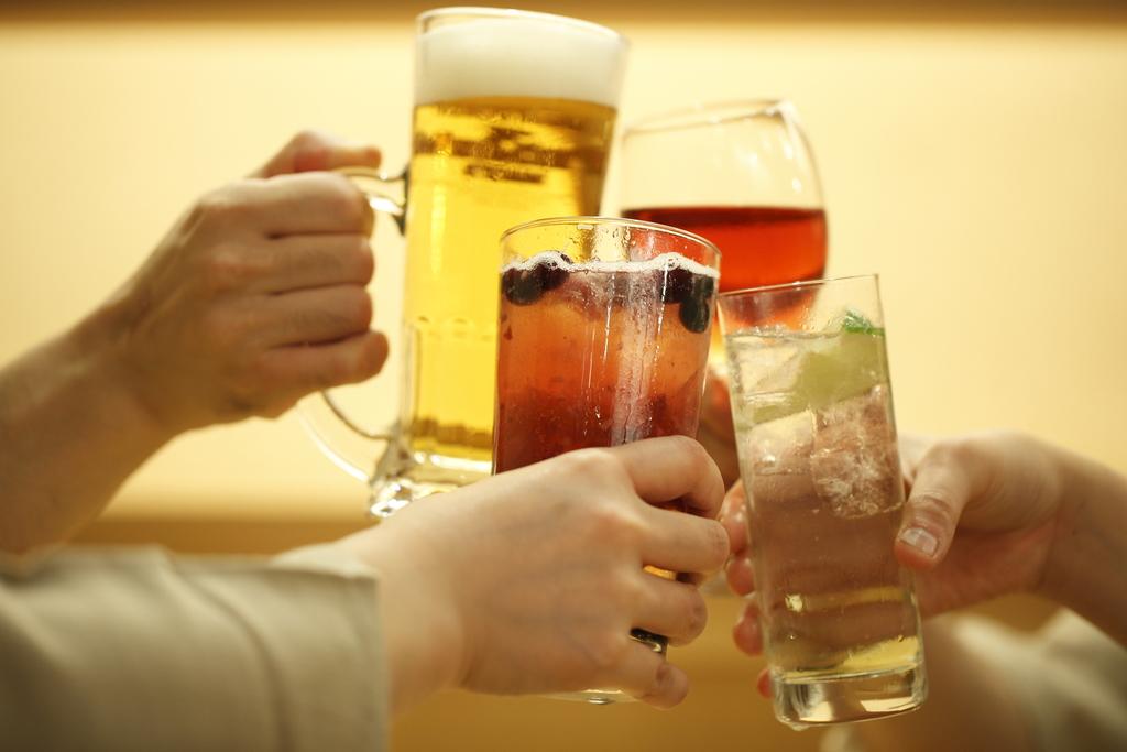 ☆みんなで乾杯☆