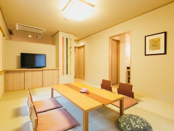 【客室】プレミアム和洋室