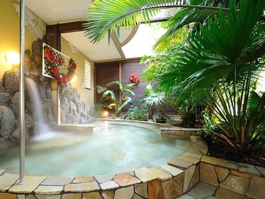 大浴場 四季の湯