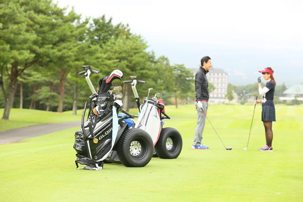 【ゴルフ場】