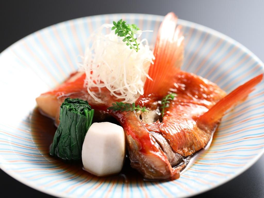 【共立リゾート★秋旅】通常料金より10%引き!金目鯛の煮付け&チェックイン14時の特典付!