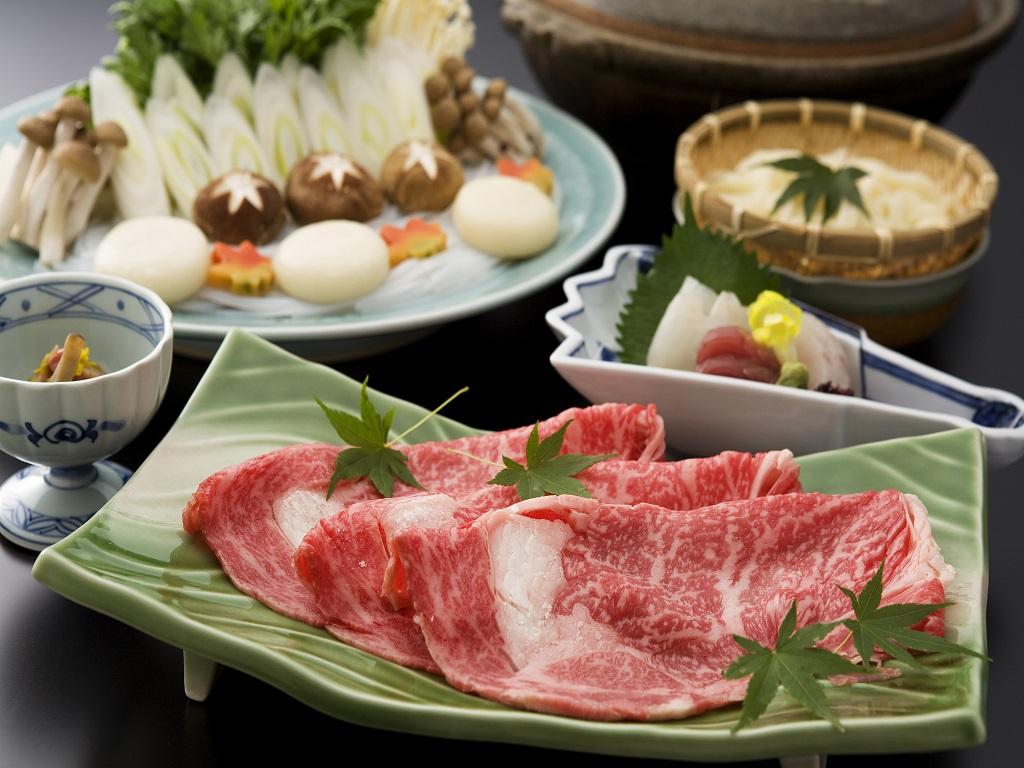 【選べる2種の鍋】「すき焼」or「牛しゃぶしゃぶ」あなたはどっち派?