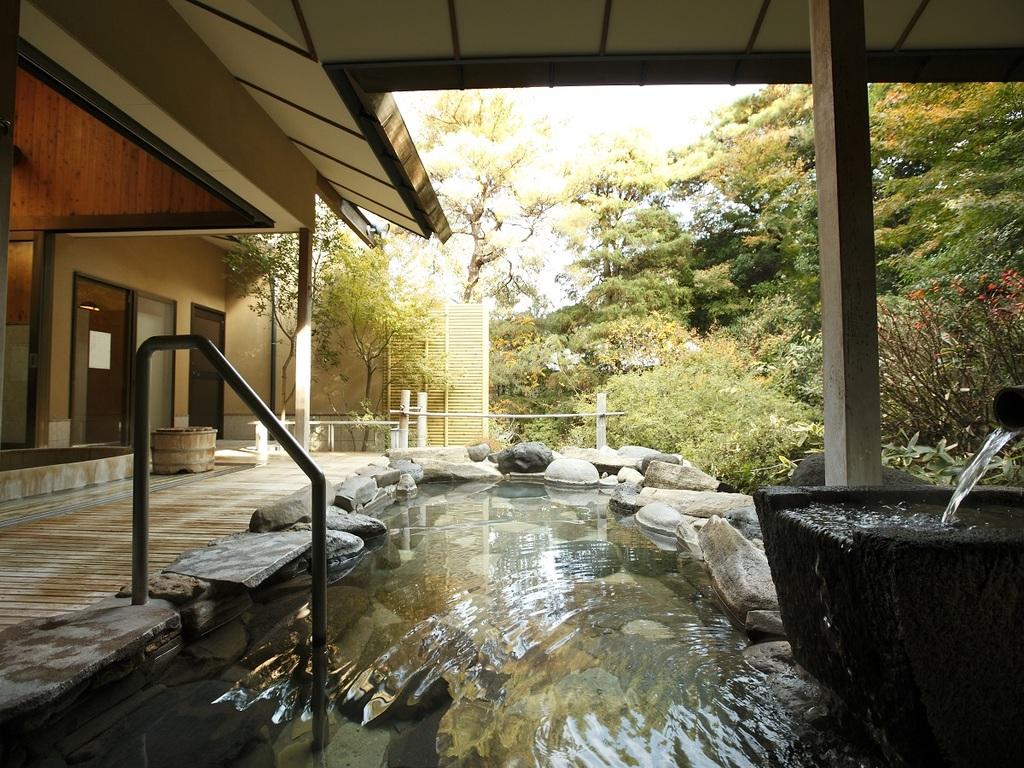 【同じプランならホテスパがお得】【THE菊屋】6大特典付き~源泉かけ流し露天風呂付客室で過ごすひととき~