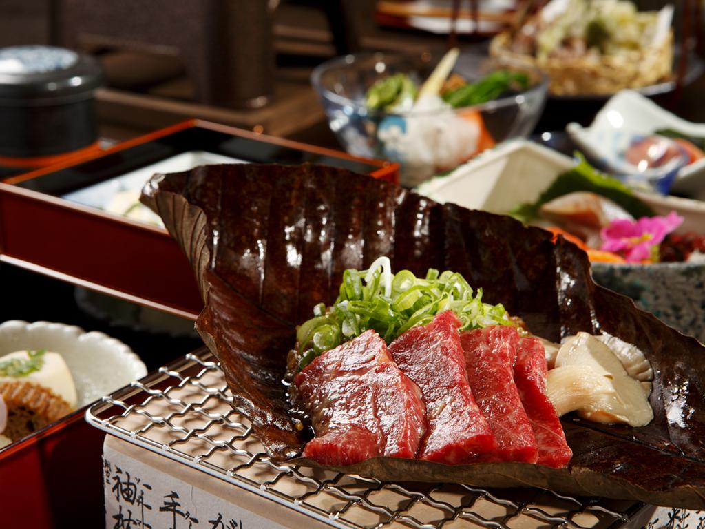 【祝☆8周年】★1泊2食★選べる飛騨牛料理・人気の14:00チェックイン◆大感謝プラン!