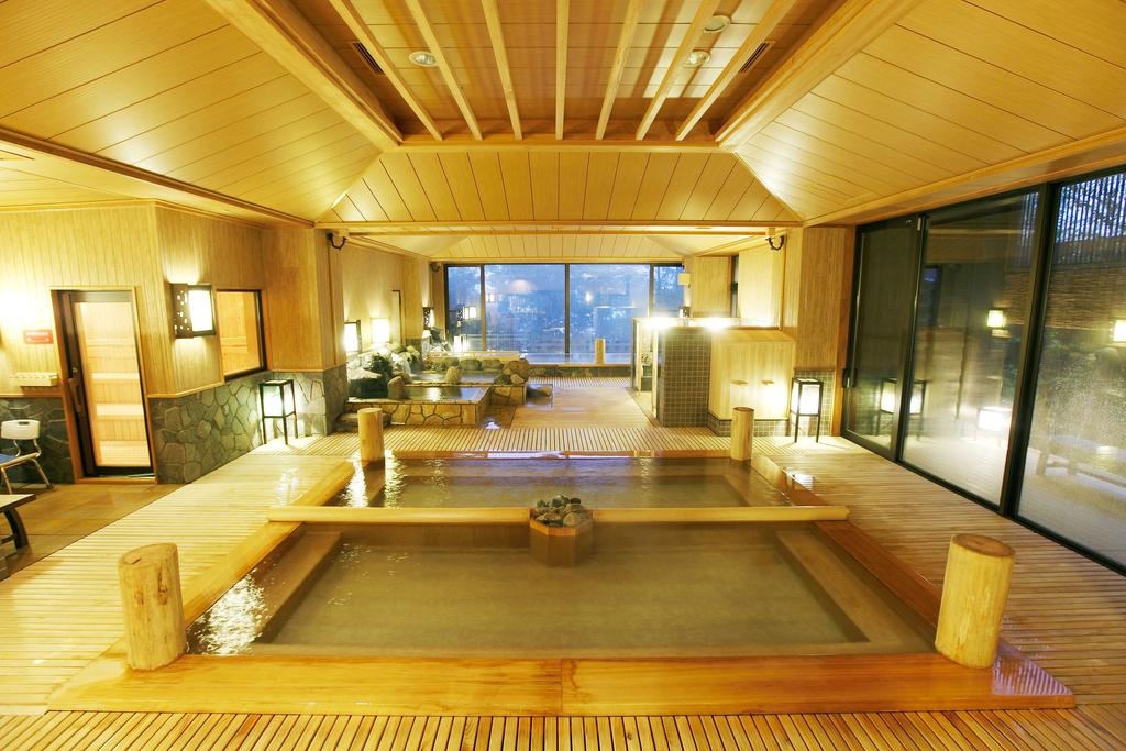 【お風呂】季の湯大浴場
