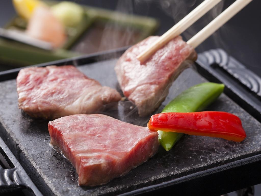 広島牛石焼き