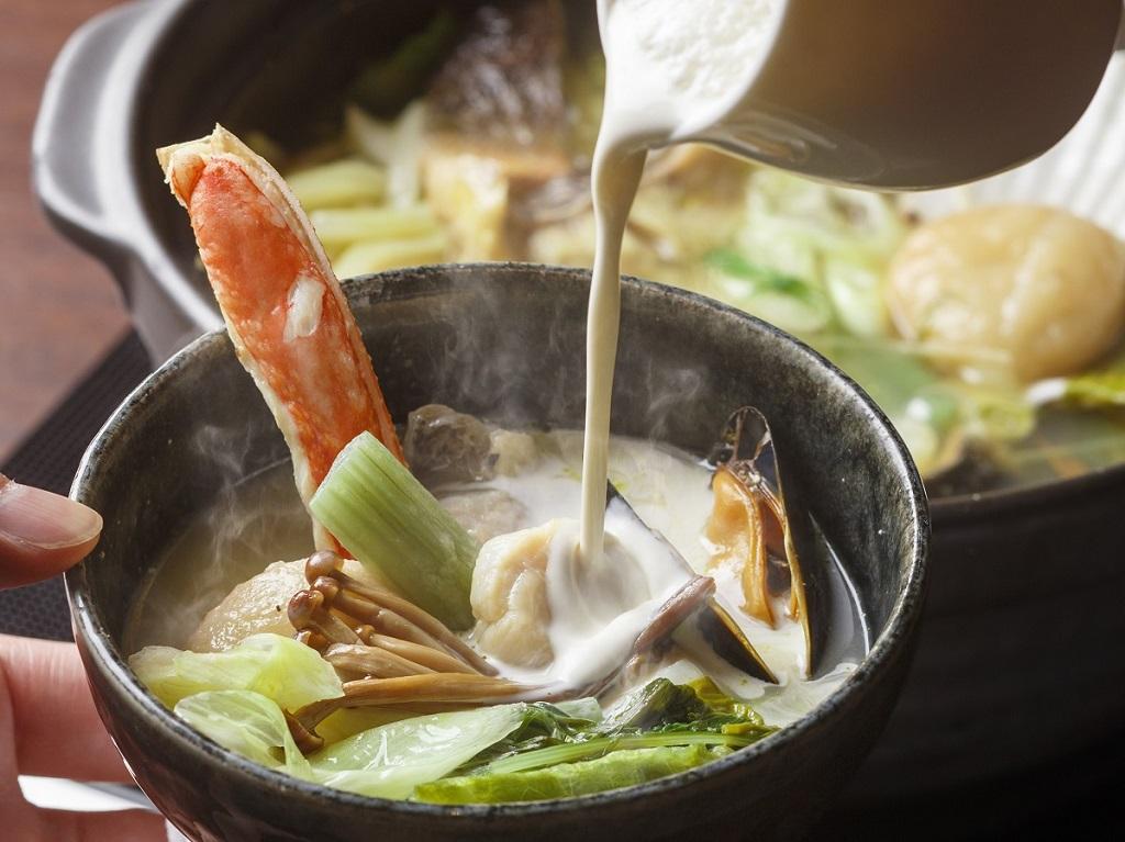 【コタン鍋とチーズソース】