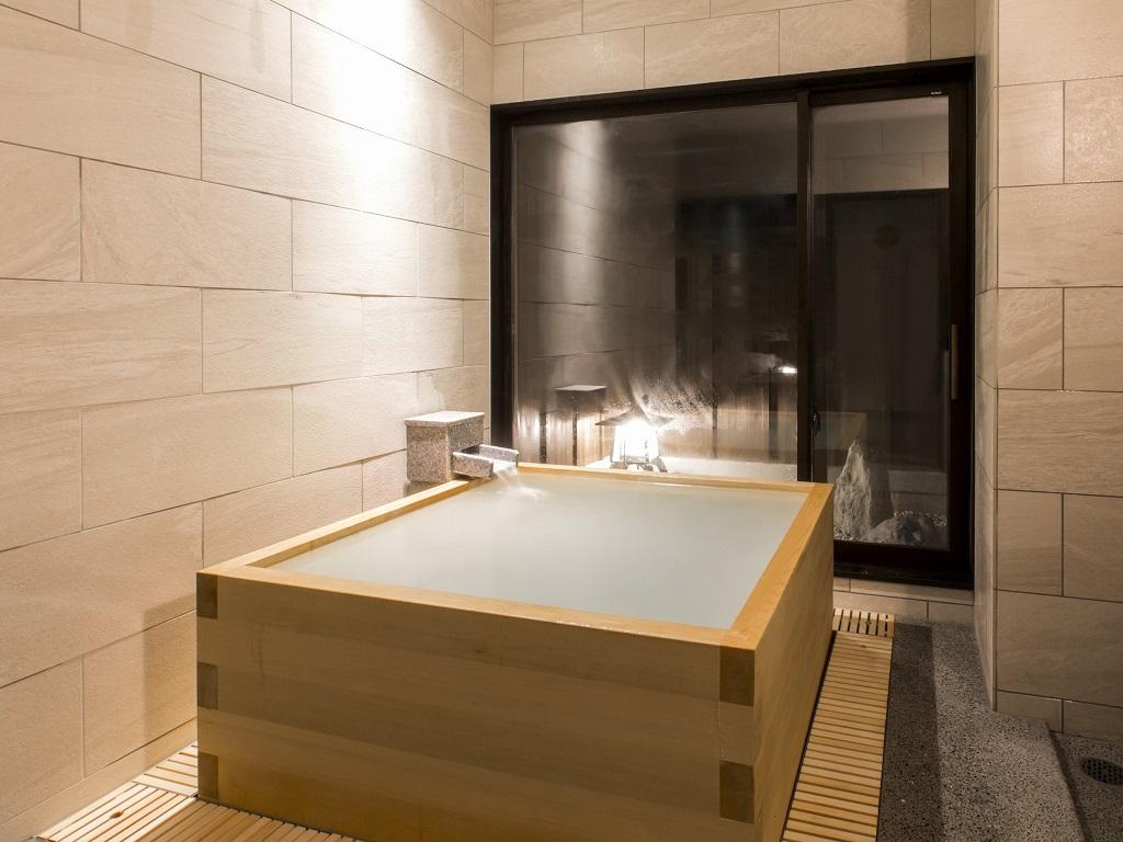 【貸切風呂〜絹の湯〜】