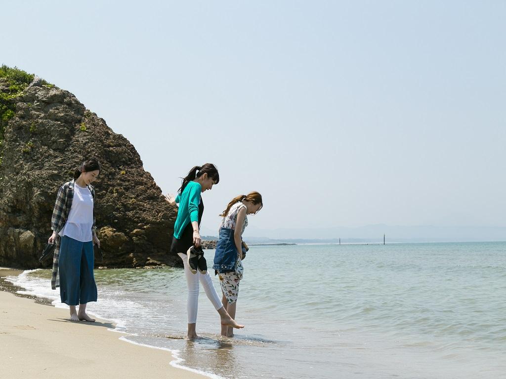 【観光】稲佐の浜