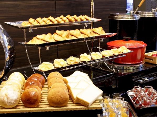 朝食ブッフェ メニュー例